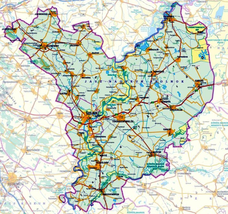 jászfényszaru térkép Földrajzi elhelyezkedés jászfényszaru térkép