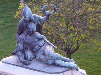 vilh-szobor